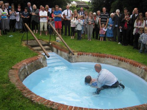 baptism 181